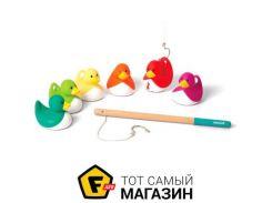 Игрушка для ванной Janod Рыбалка. Уточки (J03246)