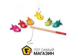 Игрушка для ванной Janod Рыбалка. Рыбки (J03247)