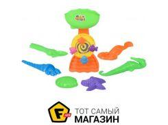 Игрушка для песочницы Same Toy HY-1702WUt 7пр.