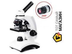 Микроскоп Sigeta Bionic Digital 64x-640x с камерой 2Mp (65241)
