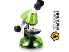 Микроскоп Sigeta MIXI 40x-640x GREEN (с адаптером для смартфона) (65912)