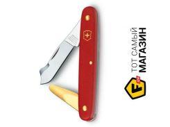 Нож Victorinox Garden 100мм, красный (3.9140)