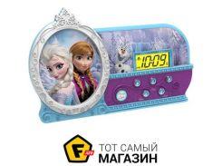 Настольные часы Ekids Часы настольные eKids, Disney, Frozen, с ночником (FR-346.02FM)