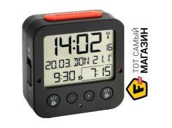 Настольные часы TFA Bingo black (60.2528.01)