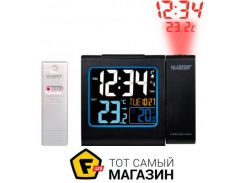 Настольные часы La Crosse WT552-Black