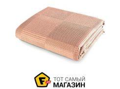Простынь IDEIA Вафельная 220x240см, шоколадный (2200003881127)
