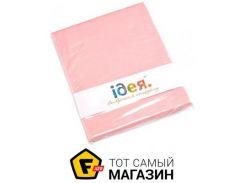 Пододеяльник IDEIA Сатин 200x220см, розовый (2200003906707)