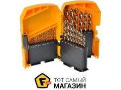 Сверло по металлу Dewalt Extreme 2 HSS-G 1-13мм, 29шт. (DT7926)