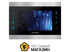 Домофон Slinex SL-07IP silver/black