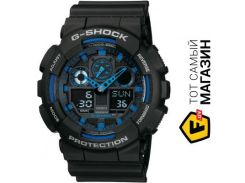 Часы Casio G-Shock GA-100-1A2ER