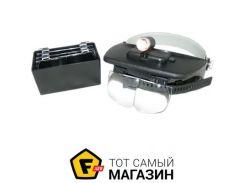 Лупа Sigeta Ligth Head Magnifying Glass (65010)