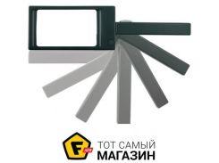 Лупа TFA Увеличительное стекло с подсветкой, 2х/6х (433006)