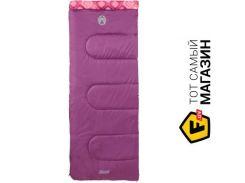 Спальник-одеяло Coleman Salida Rectangular Purple (2000015579)