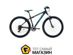"""Велосипед Lombardo Sestriere 270 U 2017 27.5"""" черный/синий 18"""" (ML27270U-B010)"""