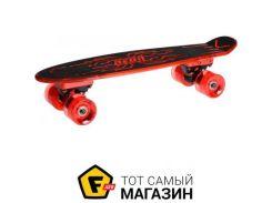 Скейтборд Neon Hype Красный (N100788)