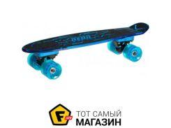 Скейтборд Neon Hype Синий (N100787)