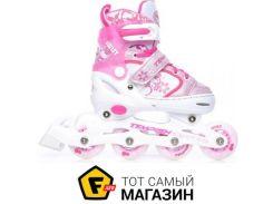 Роликовые коньки Tempish Swist Flash 30-33, Pink (1000000032)