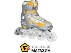 Роликовые коньки Tempish I-MAX junior Silver 29-32 (10000000410)