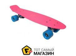 """Скейтборд Awaii SK8 Vintage 22.5"""" розовый (SKAWVIN22-000E0)"""