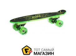 Скейтборд Neon Скейтборд Neon Hype Зеленый N100789 (N100789)