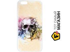 Чехол Avatti Mela Pattern 3D PC Case for iPhone 6/6S SH107