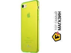 Чехол Avatti Mela Ultra Thin TPU for iPhone 7, Green