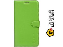 Чехол Becover Book-Case for Doogee X9 Pro Green (701192)