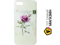 Чехол Avatti Mela Pattern PC case for iPhone 7 Z9388