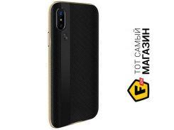 Чехол Joyroom Chi hazel series JR-BP369 iPhone X, Gold