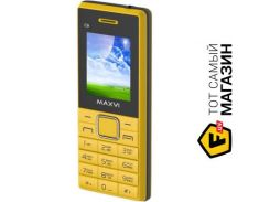 Телефон Maxvi C9 Yellow/Black