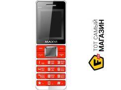 Телефон Maxvi M10 Red