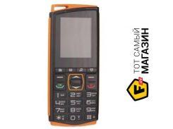 Телефон Sigma Mobile Comfort 50 mini 4 Black/Orange