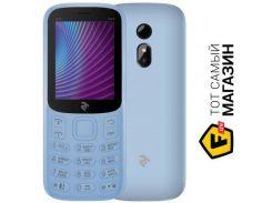 Телефон 2e E240 2019 Dual Sim City Blue