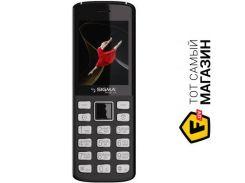 Телефон Sigma Mobile X-style 24 Onyx Grey