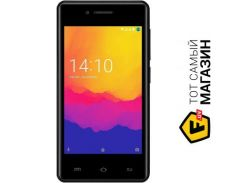 Смартфон Prestigio MultiPhone Wize YA3 3416 Duo Black