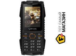 Телефон Sigma Mobile X-treme AZ68 Black