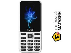Телефон Nous Energy NS 2811 White
