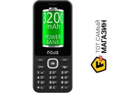 Телефон Nous Energy NS 2811 Black