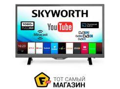 Телевизор Skyworth 24Е2А Smart Slim T2