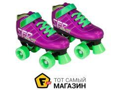 Роликовые коньки SFR Vision Gt 34, purple (343976)