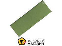 Самонадувной коврик Terra Incognita Rest 5 Green
