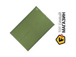 Самонадувной коврик Terra Incognita Twin 5 зеленый
