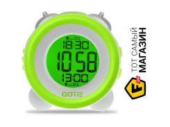 Настольные часы Gotie GBE-200Z зеленый