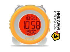 Настольные часы Gotie GBE-200Y желтый