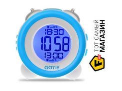 Настольные часы Gotie GBE-200N голубой
