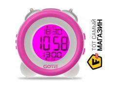 Настольные часы Gotie GBE-200F фиолетовый