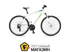 """Велосипед Winora Senegal Men 2019 28"""" белый/голубой/желтый 20"""" (4080021851)"""
