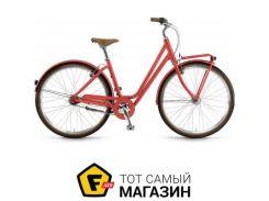 """Велосипед Winora Jade FT 2019 28"""" коралловый 19"""" (4069907848)"""