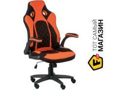 Геймерское кресло Special4you Kroz black/red (E5531)