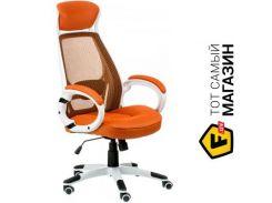 Офисное кресло руководителя Special4you Briz orange (E0895)